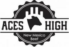ACES High Logo with calf